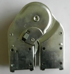 folding ladder hinge
