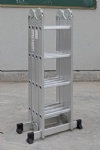 aluminum multipurpose step ladder