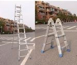 multi-function aluminum ladder