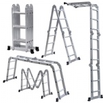 multi aluminium ladder